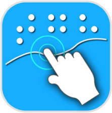 This is the icon for TGH as it appears in the Apple App Store
